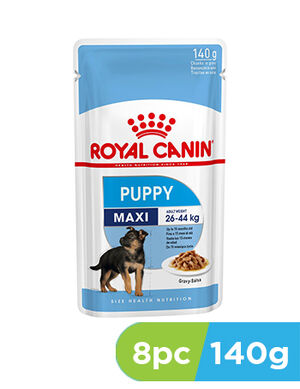Royal Canin puppy maxi 8 x 140g
