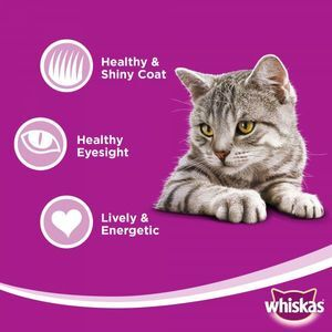 Whiskas Fish Menus whole sardine in Jelly 9pc x 400gm -  Cats product