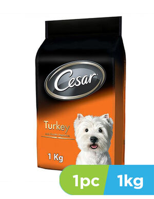 Cesar Turkey and Vegetables 1kg -  Dogs product