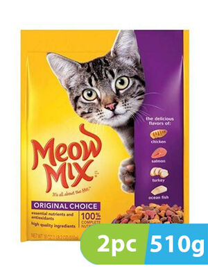 Meow Mix Original 2pc x 510gm
