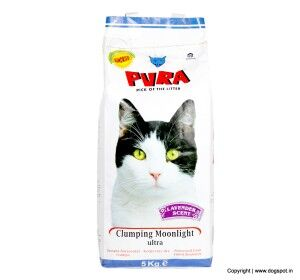 Pura Clumping Moonlight Ultra 5 kg