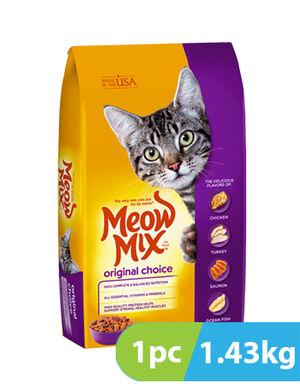 Meow Mix Original 1.43 kg