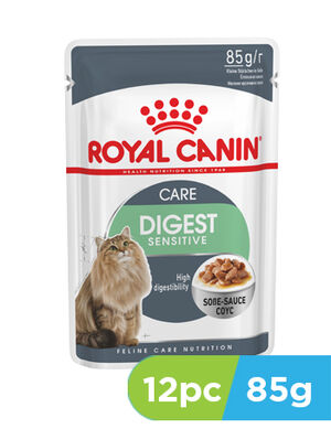 12pc x 85g Royal Canin Care Digest Sensitive