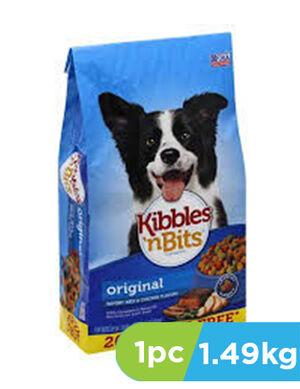 Kibbles 'n Bits Original 1.59 kg -  Cats product
