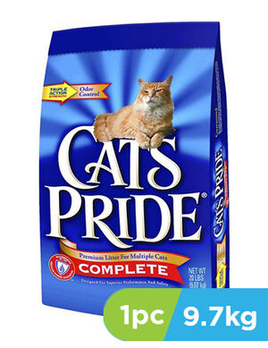 Cat' Pride Premium Fresh & Clean Bag  9.07Kg