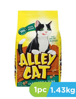 Alley Cat Ocean Fish & Tuna 1.43 kg