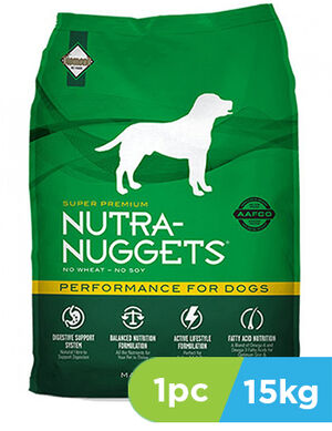 Nutra Nuggets Performance 15kg -  Dogs product