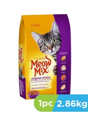 Meow Mix Original Choice 2.86 kg