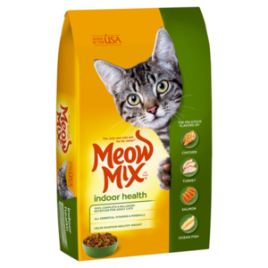Meow Mix Indoor Health Dry Cat Food 1.43 kg