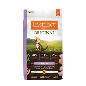 Instinct Original Grain-Free Recipe with Real Rabbit  4lb (1.8kg)