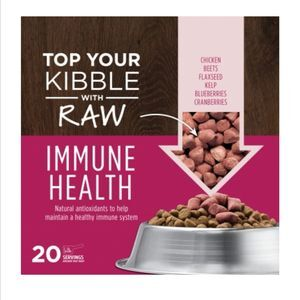 Instinct Raw Boost Mixers - Immune Health  2pc x 0.75 oz (21 gm) -  Dogs product
