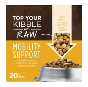 Instinct  Raw Boost Mixers - Mobility Support  2pc x 0.75oz (21 gm) -  Dogs product