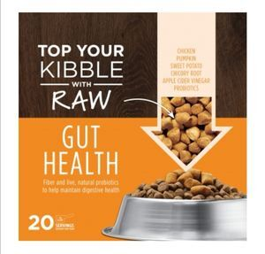Instinct Raw Boost Mixers - Gut Health 2pc x 0.75 oz  (21 gm) -  Dogs product