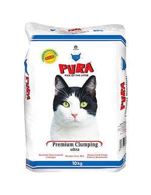 Pura Clumping Moonlight Ultra 10 kg