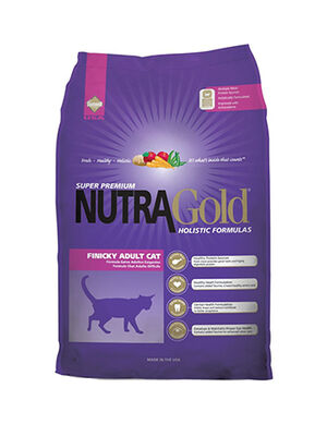 Nutra Gold Finicky Adult Cat 3kg