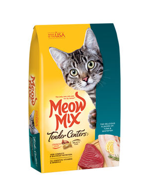 Meow Mix Tender Centers Tuna & Whitefish 1.36 Kg -  Cats product