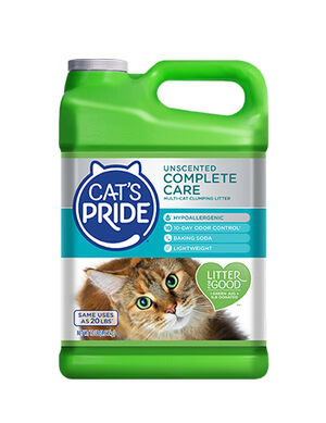 Cat' Pride Natural Lightweight Scoop Jug 4.54 kg