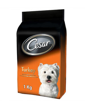 Cesar Turkey and Vegetables 1kg