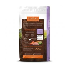 Instinct  Original Grain-Free Recipe with Real Rabbit  4.5 lb (2kg) -  Cats product