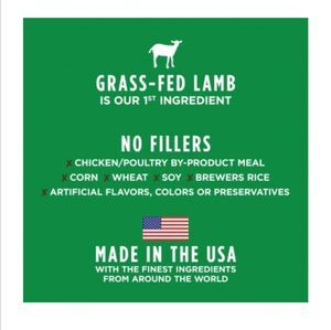 Instinct Be Natural Real Lamb & Oatmeal Recipe 4.5 lb  (2kg) -  Dogs product