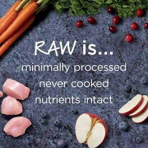 Instinct Raw Boost Grain-Free Recipe with Real Chicken - Healthy Weight 20lb  -  Dogs product