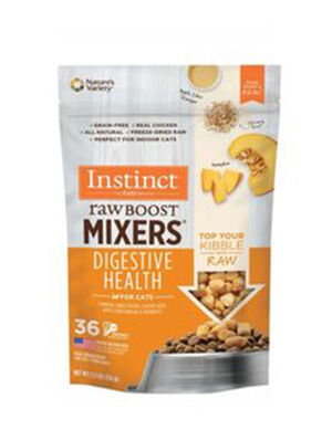 Instinct Raw Boost Mixers - Digestive Health 5.5oz  (155grams)
