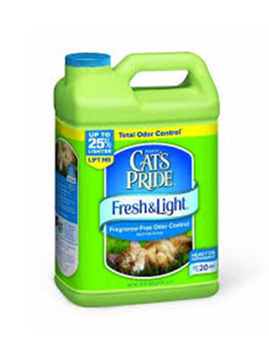 Cats Pride Fresh & Light Fragrance Free Jug  6.80kg