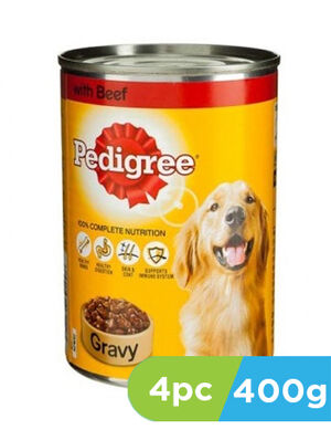 Pedigree Puppy with poultry and rice 4pc x 400g