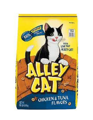 Alley Cat Chicken & Tuna 1.43 kg