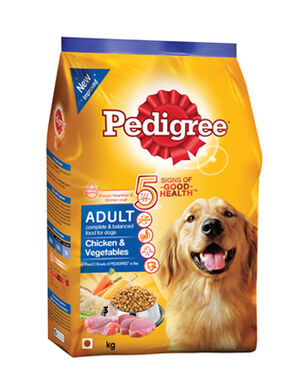 Pedigree Chicken and Vegetable 3kg -  Dogs product