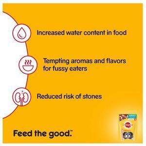 Pedigree Puppy with poultry and rice 8pc x 400g -  Dogs product