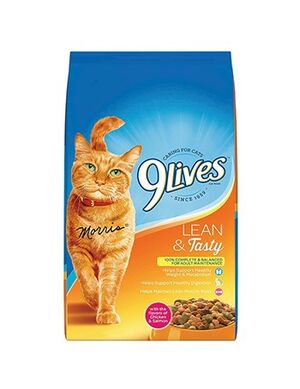 9Lives Lean And Tasty 1.43 kg -  Cats product