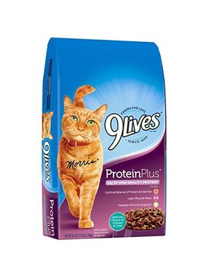 9Lives Protein Plus 1.43 kg