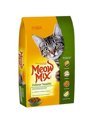 Meow Mix Indoor  Health 1.43 kg