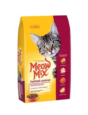 Meow Mix Hairball Control 1.43 kg
