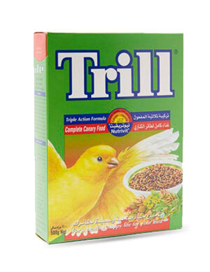 Trill birds food trill budgie 500g