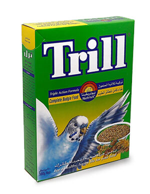 Trill birds food trill budgie 1kg