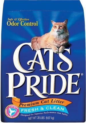 Cats Pride Premium Fresh & Clean Bag  9.07Kg