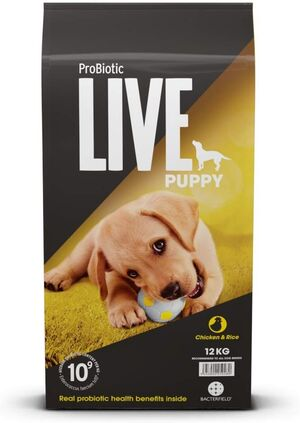 Probiotic Live Puppy Chicken & Rice 3 kg
