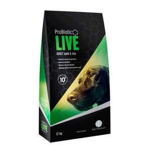 Probiotic Live Adult Lamb & Rice 12kg -  Dogs product