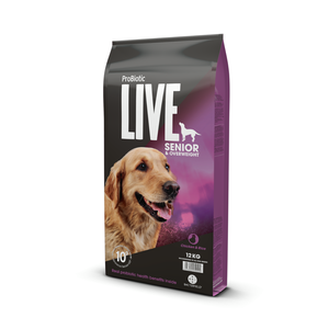 Probiotic Live Adult Senior Chicken & Rice 3kg -  Dogs product