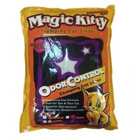 Mango Magic Kitty Clumping Cat Litter 10kg