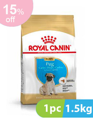 Royal canin pug puppy 1.5kg -  Dogs product