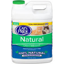 Cats Pride Natural Lightweight Scoop Jug 4.54 kg