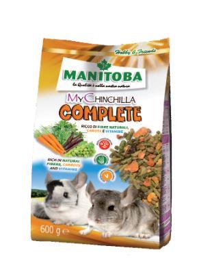 Manitoba My Chinchilla Complete 600gm