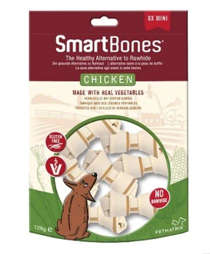 SmartBones  Chicken Mini 18pc