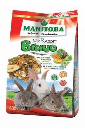 Manitoba my Rabbit Bravo 600g