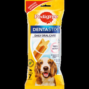 Pedigree DentaStix Daily Dental Chew for Large Dogs 2 x 110 g