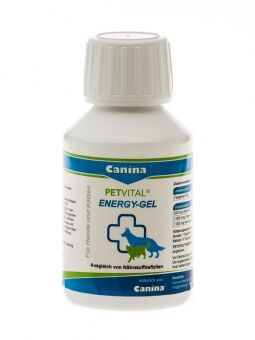 Canina Petvital Energy Gel 100 ml