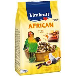 Vitakraft african parrot food 750 gm.